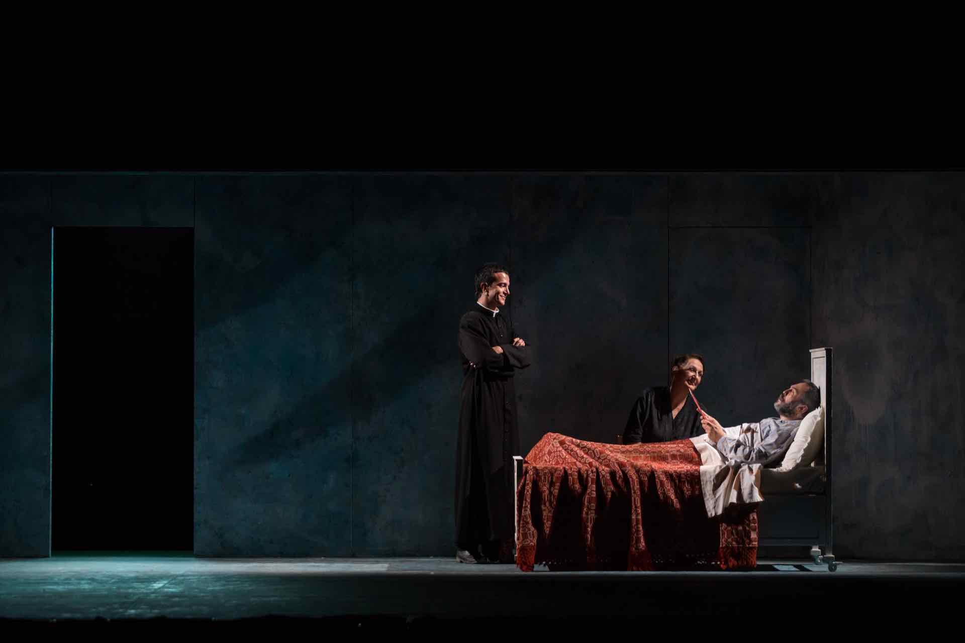 Vangelo secondo Lorenzo - regia Leo Muscato - ph Ilaria Costanzo